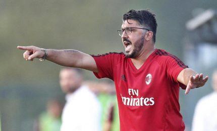Gattuso non fa drammi, il Milan è vivo