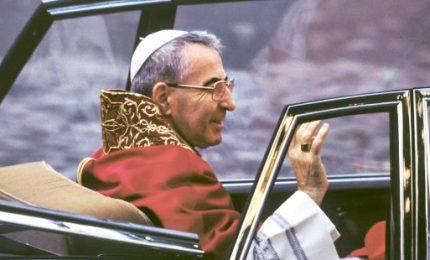 Giovanni Paolo I verso la beatificazione, la firma del Papa