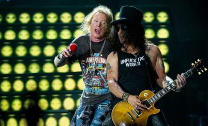 Guns N' Roses: unica data italiana al Firenze Rock