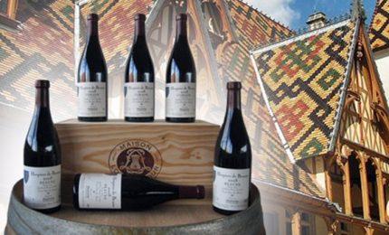 Asta di vini record in Francia, vendite per 13,5 milioni d'euro