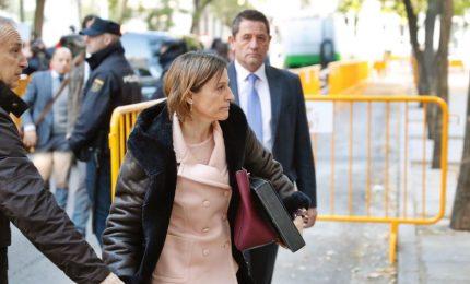 Presidente parlamento esce dal carcere, 150 mila euro di cauzione