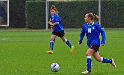 Under 17, convocate a Roma le azzurrine  per Campionato Europeo