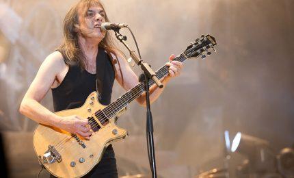 Morto Malcolm Young, chitarrista e co-fondatore degli AC/DC
