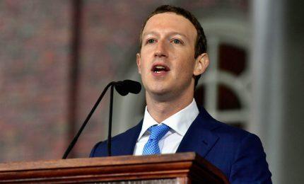 Facebook cambia policy, stretta su contenuti politici