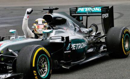 Mercedes le più veloci nelle ultime libere