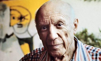 """In onda su Rai5 """"Picasso, una vita"""", l'anima di un genio"""
