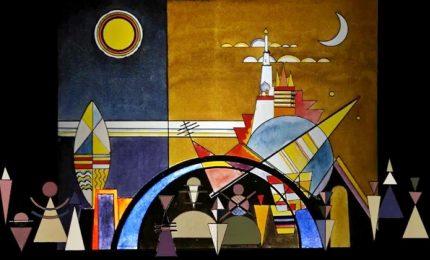 Ilfogliettone it giornale di politica economia cronaca for Kandinsky reggio emilia