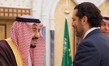 """Libano, principali sviluppi dopo dimissioni di Hariri. Ria rassicurazione: """"Può partire quando vuole"""". Ma è ancora mistero"""