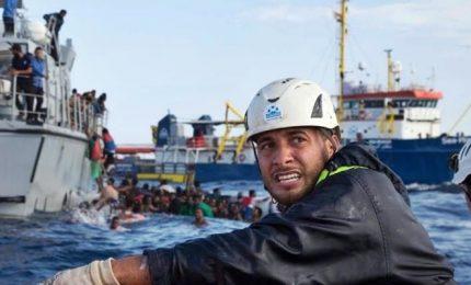 Speronata nave migranti da gommone libico, l'orrore dei morti