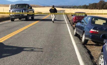 Sparatoria Nord California, 4 morti di cui 2 bambini