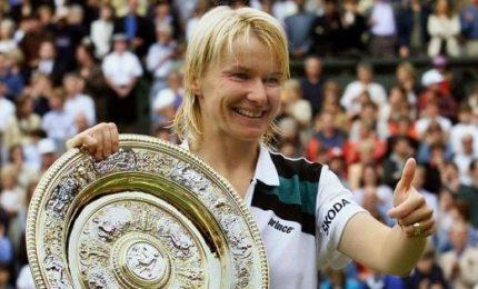 Il tennis piange la scomparsa di Jana Novotna