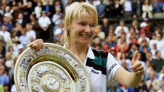 E' morta a 49 anni Jana Novotná, grande gloria del tennis ceco