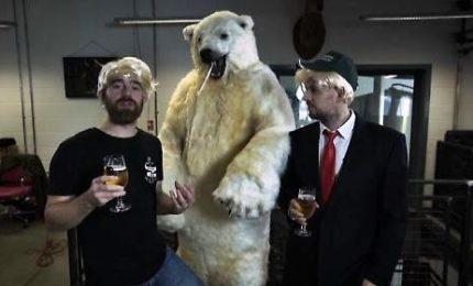Una birra di protesta per nella lotta al cambiamento climatico