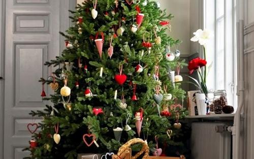 Natale 2017 tendenze e idee per albero e addobbi natalizi - Addobbi natalizi ikea 2017 ...