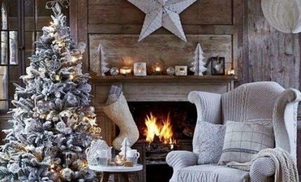 Natale 2017, tendenze e idee per albero e addobbi natalizi