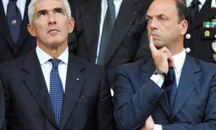 Alfano e Casini tagliano le ali: no a Salvini e ai Cinquestelle