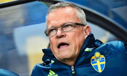 """Italia-Svezia, ct Andersson: """"Buone chance di andare ai mondiali"""""""