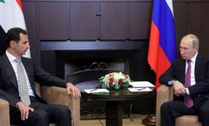 Putin incontra Assad: in Siria l'Isis è quasi sconfitto, la guerra sta terminando