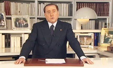 """Berlusconi: """"Fontana il candidato in Lombardia"""""""