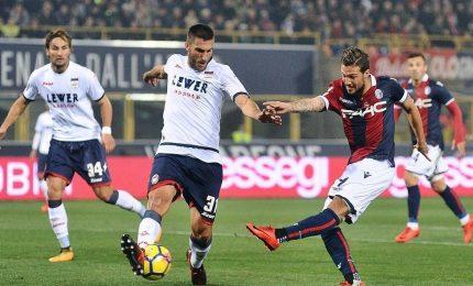 Il Crotone espugna Bologna 3-2, Donadoni incassa sconfitta