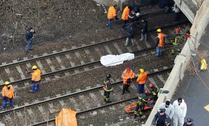 Cadavere su linea AV Napoli-Roma. ritardi fino a 90 minuti
