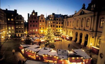 Stanchi di casette di legno e vin brulè? I Mercatini di Natale più strani d'Europa