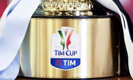 Coppa Italia: le date degli ottavi e dei quarti di finale