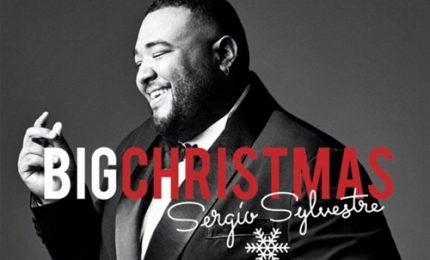 """Esce """"Big Christmas"""" di Sergio Sylvestre con i classici di Natale"""