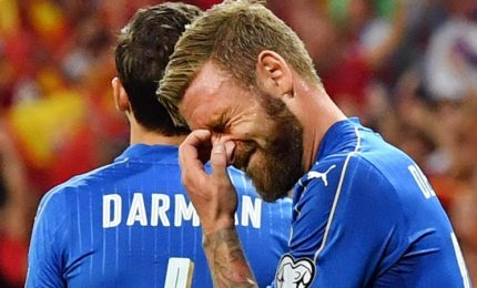 Anche De Rossi lascia la Nazionale: doloroso farlo così