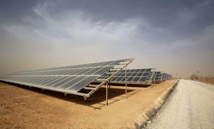 In Giordania la più grande centrale solare in un campo profughi