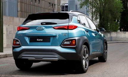 Hyundai, con Kona punta al mercato italiano dei suv compatti