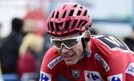 Svelato il Giro d'Italia 2018: si parte da Israele e al via ci sarà anche Chris Froome