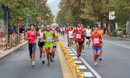 Al via la 'Maratona di Palermo', in gara 1.800 atleti e 40 nazioni