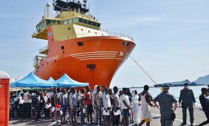 Frontex, a gennaio in rialzo gli sbarchi in Italia