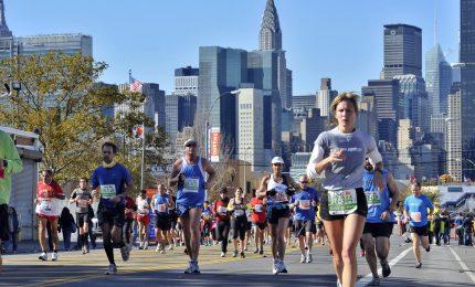 NY, festa per la maratona con ingenti misure di sicurezza