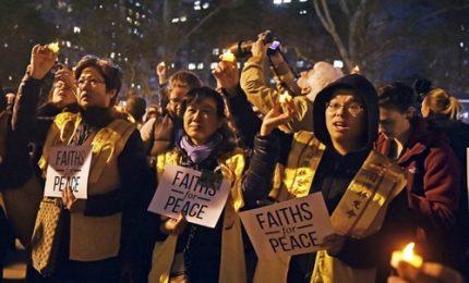 New York, veglia per vittime attentato di Halloween