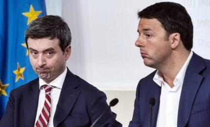 Orlando avverte Renzi: o facciamo alleanze o saremo irrilevanti