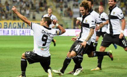 Parma calcio, Caf annulla penalizzazione: squalifica soft a Calaiò