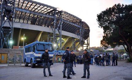 Juventus-Lazio, Daspo per 11 tifosi per striscione contro Polizia