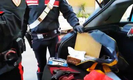 Maxi-blitz delle forze dell'ordine a Ostia, contro armi e droga