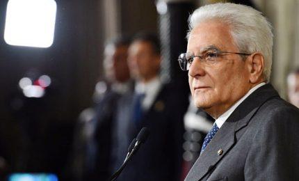 Mattarella guarda alle elezioni, portino realismo e fiducia