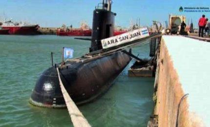 Paura in Argentina per un sottomarino disperso