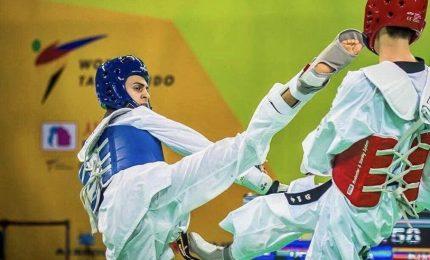 Alessio si laurea campione Europeo Juniores di Taekwondo