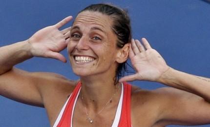 Roberta Vinci: addio al tennis, ma solo dopo gli Internazionali d'Italia