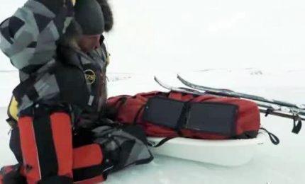 A soli 27 anni Scott Sears conquista da solo il Polo Sud