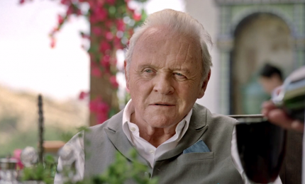 Anthony Hopkins in arrivo a Roma, sarà Papa Ratzinger