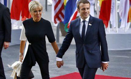 Macron inizia visita in Cina dal punto partenza Via della Seta