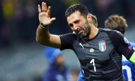 """L'amarezza di Buffon: """"Rimpiangerò i Mondiali tutta la vita"""""""
