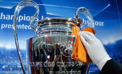 Champions, quarta sostituzione ai supplementari e inizio alle 21