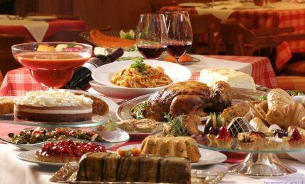 88% di italiani a tavola con gli avanzi
